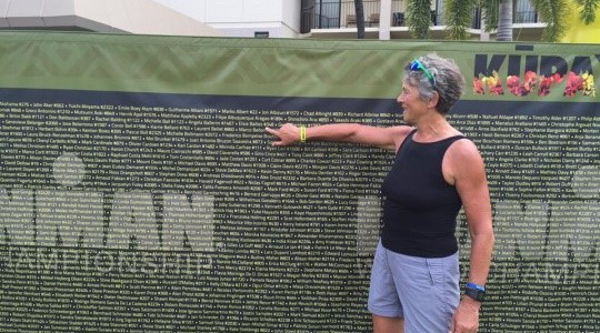 Ein großer langersehnter Traum: Elfie auf Hawaii